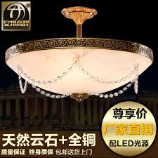 get quotations ampang elevation natural marble lamps all copper continental ceiling lamp aisle hall kitchen and a half