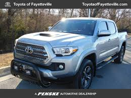 2016 Used Toyota Tacoma TRD Sport Double Cab 4WD V6 Automatic at ...