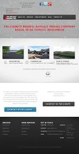 Locusnine Interactive Design Studio Tri County Paving Competitors Revenue And Employees Owler