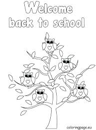 prixducommerce com coloring book s coloring pages welcome back to school