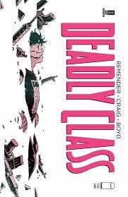 Deadly Class #35 CVR A Craig - Image Comics - Zeus Comics