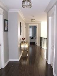 Baseboards Styles : Selecting the Perfect Trim for Your Home !   White  baseboards, Baseboard and Dark wood