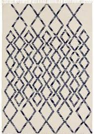 ney diamond blue rug