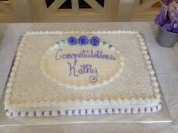 My Simple Goto Sheet Cake Design For Ladies This Was For A