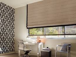 Office Window Treatments relaxed roman shades archives the shade store 8904 by xevi.us