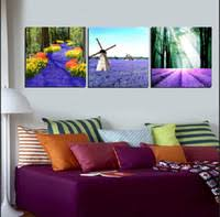 3 pieces free shipping wall painting art picture paint on canvas prints wine glass lavender windmill peony starfish shell sandy beach tree on wall art panels nz with glass wall art panels nz buy new glass wall art panels online from