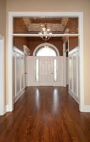 Tall Wainscoting remodelaholic nice and trim guest house tour 7865 by xevi.us