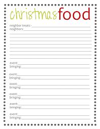 Halloween Potluck Sign Up Sheet Template Spreadsheet Free Printable