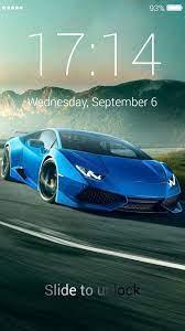 Super Racer Car Lock Screen Wallpapers ...