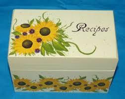 Decorative Recipe Box Victorian recipe box Etsy 33