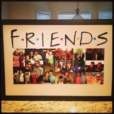 picture collage cute idea for displaying pictures of your best friends