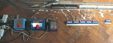 naked märklin transformers and control panels