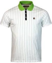 fila vintage polo. image is loading fila-vintage-polo-bjorn-borg-retro-tennis-shirt- fila vintage polo