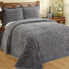Gray Quilts & Bedspreads for Bed & Bath - JCPenney & shop the collection Adamdwight.com