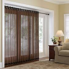home random panel curtains for sliding glass doors patio door window small dry rod ds over