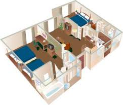 ArchiventureStaybridge Suites Floor Plan