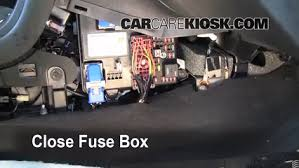 interior fuse box location 2008 2012 chevrolet bu 2010 interior fuse box location 2008 2012 chevrolet bu 2010 chevrolet bu lt 2 4l 4 cyl