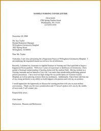 Ideas Of Cover Letter Sample Nursing Position About Registered Nurse