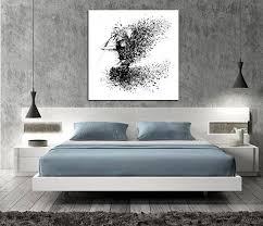romantic master bedroom bedroom wall art