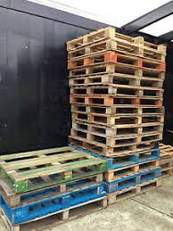 image is loading usedwoodenpalletsforsalecollectiononlygarden used wood pallets l52 wood