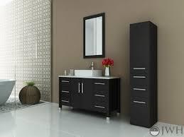 Single Vessel Sink Bathroom Vanity Grand Crater Single Bathroom Vanity Bathgemscom