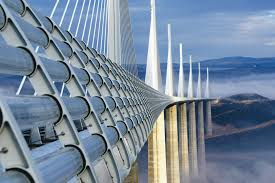 photo essay on most beautiful and scenic bridges in europe the millau viaduct bridge