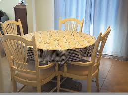 how to make a round tablecloth in 5 steps advanced for table quality 2
