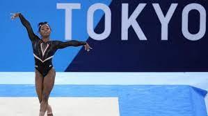 Tokio 2020 Olympic Games: Simone Biles ...
