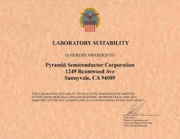 Pyramid Semiconductor Quality