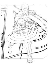 Small Picture Captain america coloring pages avengers ColoringStar