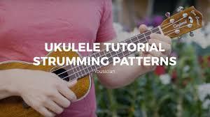 Strumming Patterns For Ukulele
