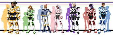 Voltron Legendary Defender Height Chart Voltron Future Au Height Chart By Mexcraziness Voltron