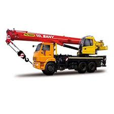Hydraulic Sany Truck Crane