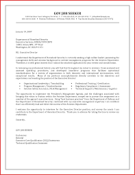 Luxury Application Letter Sample For Government Position Robinson