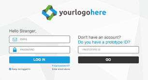 passwords template new custom prototype password and login templates axure blog