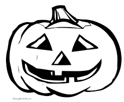 Small Picture halloween pumpkin coloring 07 kindergarten fall coloring pages