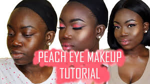 how to wedding guest glam makeup tutorial for dark skin and woc being tife beauty