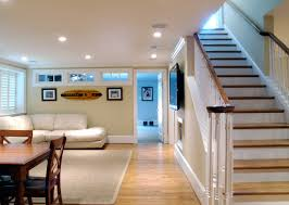Innovative Ideas For Finished Basement - Finished small basement ideas