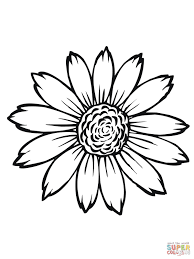 Small Picture Sunflower Flower Coloring Pages Printable Wedding stuff