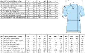 Size Chart Konqa