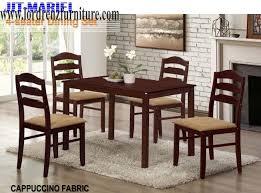 mariel dining set 4 seater