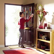 how to make a front doorHow to Make a Front Door a Showplace of Design  Safedoors