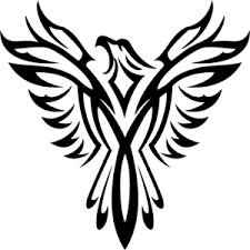 Phoenix Bird Logo Vector (.AI) Free Download
