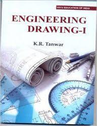 engineering drawing i english paperback book by tanwar k r