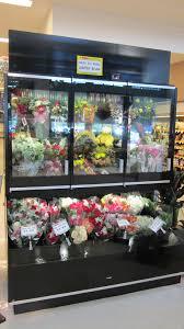 Ingles Floral Borgen Merchandising Systems 3 Door Floral Hutch Case