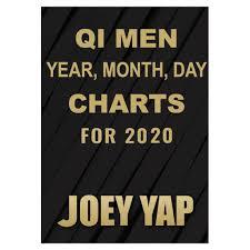 Qi Men Dun Jia 2020 Year Month Day Charts September 2019 To September 2020 By Joey Yap Pdf
