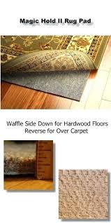magic hold ii reversible thick area rug pad collection thick rug pad thick rug pad home extra thick area rug pad