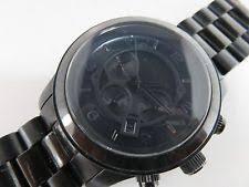 michael kors chronograph mk8157 wrist watch for men and unisex michael kors chronograph mk8157 black wrist watch for men and unisex