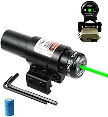 Shooney's <b>Tactical</b> Green Dot Beam Laser Sight <b>Picatinny Weaver</b> ...