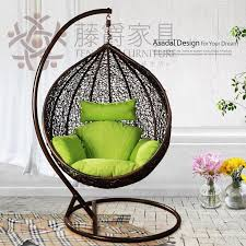 pleasant basket swing chair for modern chair design with